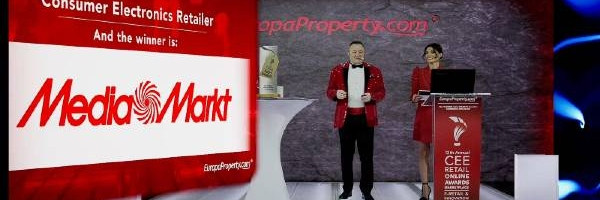 MediaMarkt wygrywa w konkursie EuropaProperty CEE Retail & Marketplace Awards 2021