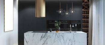 Pomysł na kuchenne wnętrze